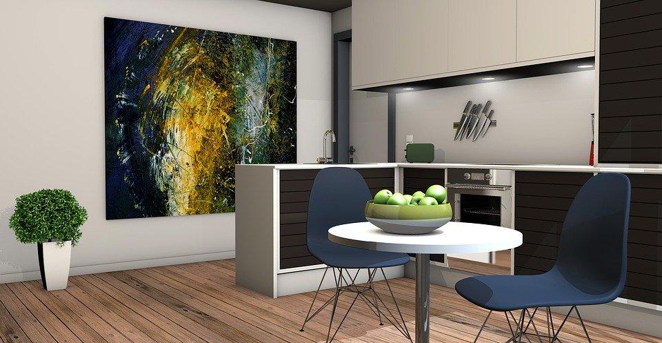 Appartement Airbnb cuisine